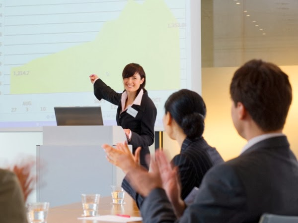 Looking To Conduct A Successful Presentation? Focus On Building Rapport
