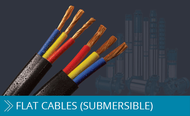 What You Need In Submersible Flat Cables