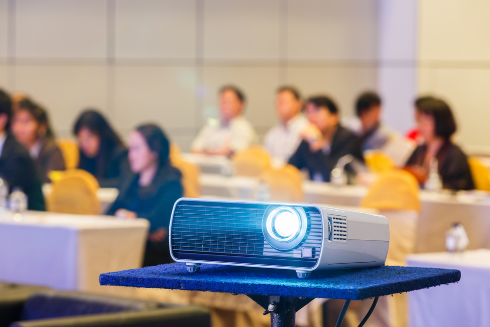 Why Projectors Are Still Relevant In Professional Environments