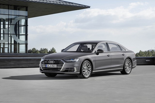 German Dream: 6 Greatest Technologies Used In New Audi A8