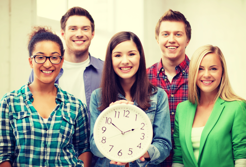 Little Time Management Secrets For New College Students