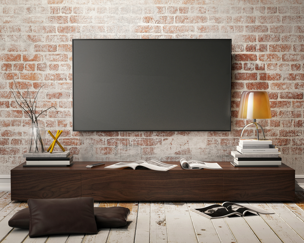 4 Benefits Of Mounting A Television
