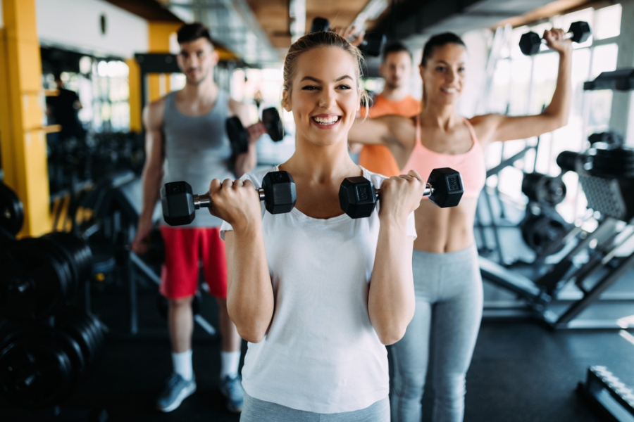 Health & Wellbeing: Making Money from The Fitness Boom